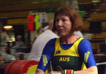 World Record Deadlift at IPF World Masters Powerlifting Championships