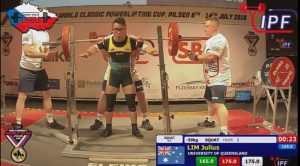 Records and Results – University of Queensland Powerlifting